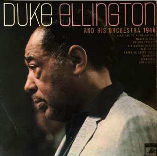 Duke Ellington And His Orchestra - 1946 (LP) (VG/G++)